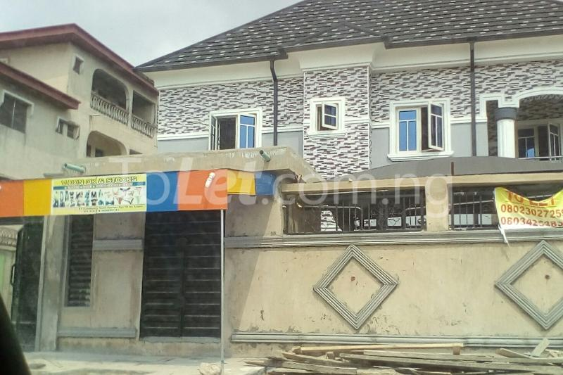 2 bedroom Flat / Apartment for rent deleorishab  Ago palace Okota Lagos - 0