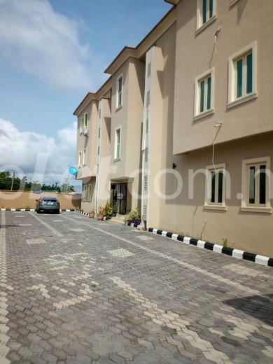 3 bedroom Flat / Apartment for rent Off Mobil/Ilaje Road Off Lekki-Epe Expressway Ajah Lagos - 1