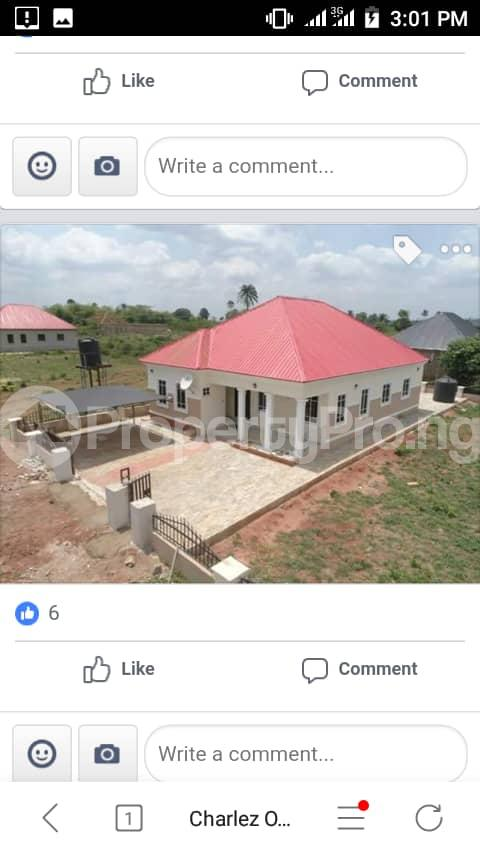 3 bedroom Detached Bungalow House for sale Asaba Benin Express Way  Asaba Delta - 2