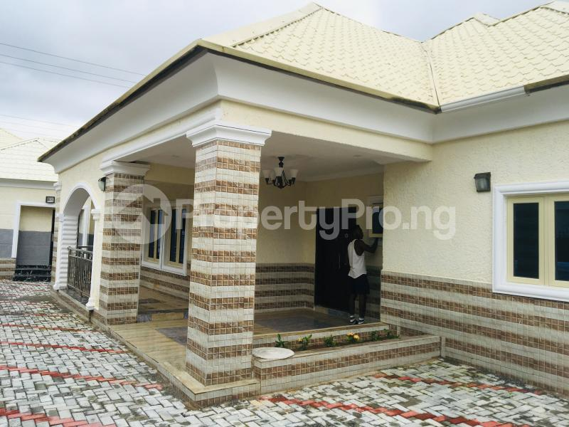 3 bedroom Detached Bungalow House for sale Located in an estate of Lokogoma district fct Abuja  Lokogoma Abuja - 1