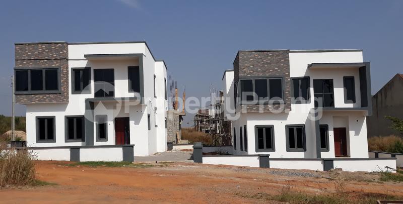 3 bedroom Detached Duplex House for sale Sunnyvale Gardens Lokogoma Abuja - 2