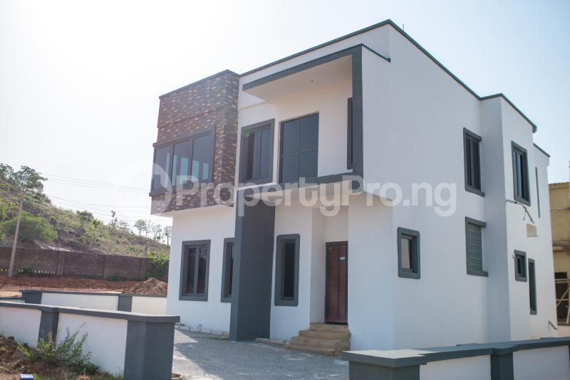 3 bedroom Detached Duplex House for sale Sunnyvale Gardens Lokogoma Abuja - 1