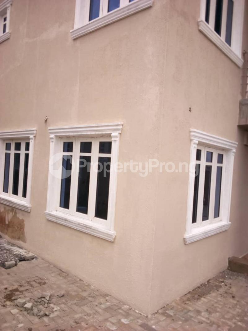 3 bedroom Detached Duplex House for rent ayegoro opposite kolapo ishola estate Akobo Ibadan Oyo - 1