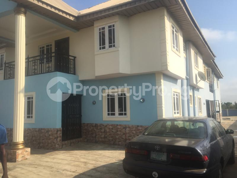 3 bedroom Flat / Apartment for rent Golden Estate, Arigbanwo Bus stop  Mowe Obafemi Owode Ogun - 7