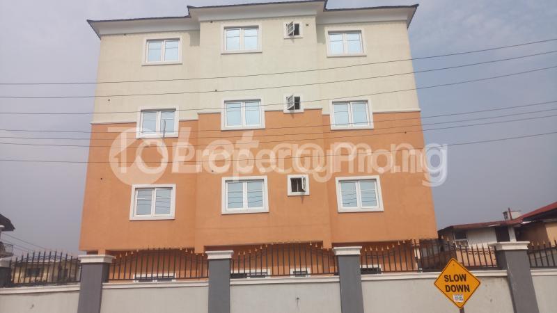 3 bedroom Flat / Apartment for sale Hughes Avenue  Alagomeji Yaba Lagos - 0