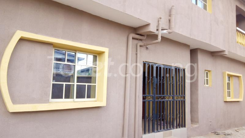 3 bedroom Flat / Apartment for rent Omiyale Ejigbo Lagos - 1