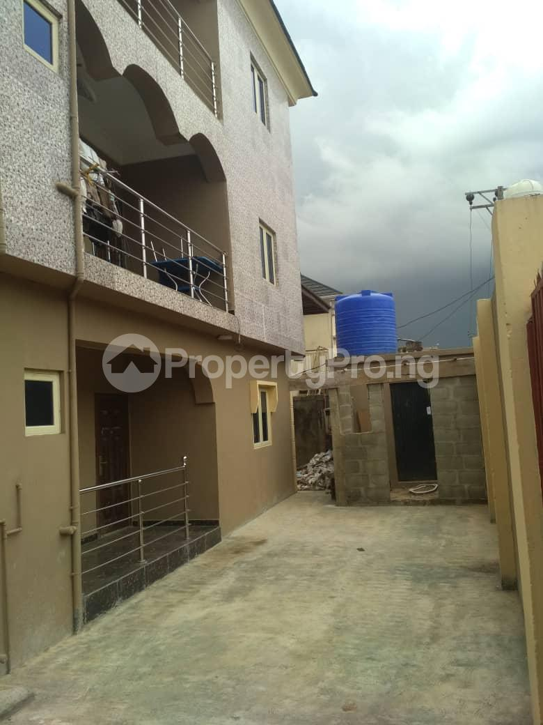 3 bedroom Flat / Apartment for rent Along Oko Oba Road, Agege, Lagos Oko oba road Agege Lagos - 4