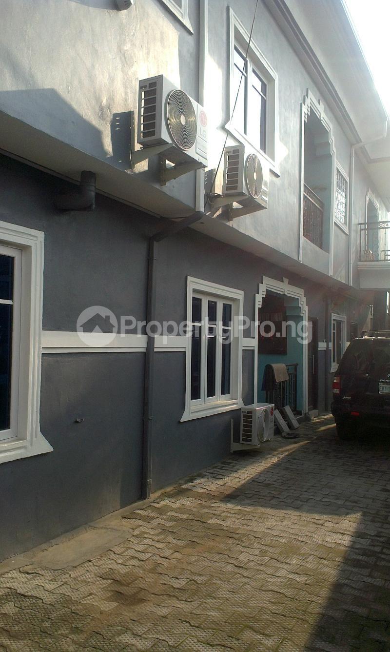 3 bedroom Flat / Apartment for rent Ire-akari Ire Akari Isolo Lagos - 1