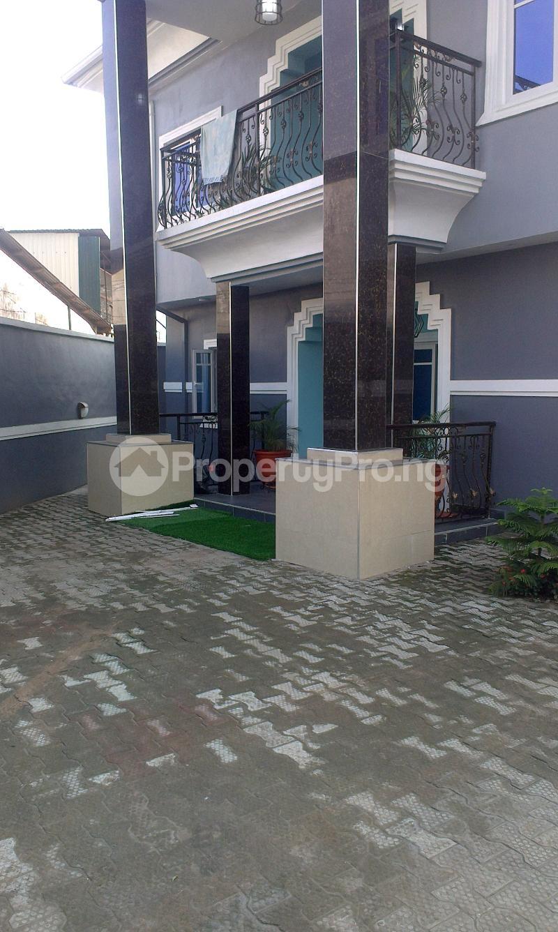 3 bedroom Flat / Apartment for rent Ire-akari Ire Akari Isolo Lagos - 0