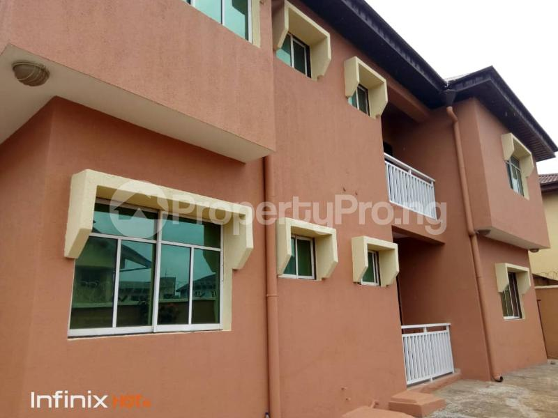 3 bedroom Blocks of Flats House for rent - Alagbado Abule Egba Lagos - 5