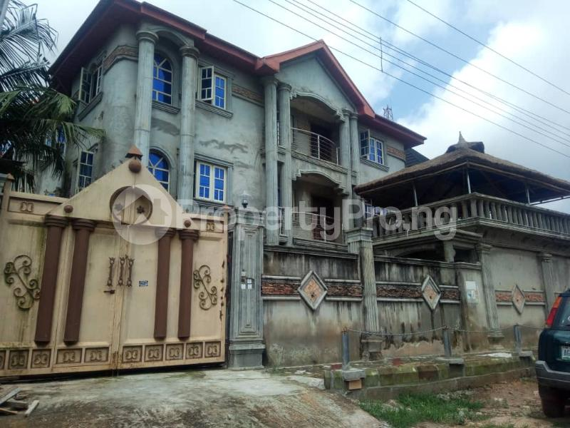 3 bedroom Shared Apartment Flat / Apartment for rent Governor road. Isheri Egbe/Idimu Lagos - 0
