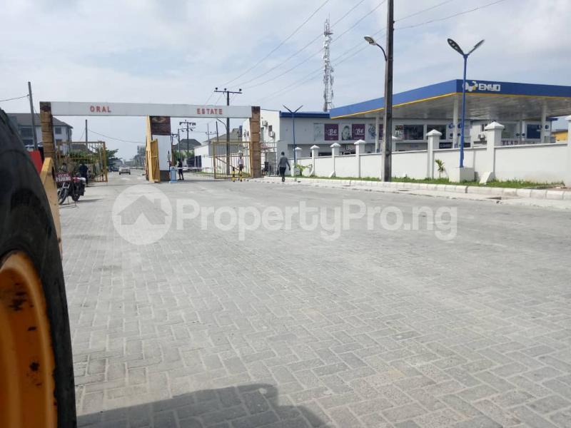 3 bedroom Flat / Apartment for rent Oral Estate Oral Estate Lekki Lagos - 1