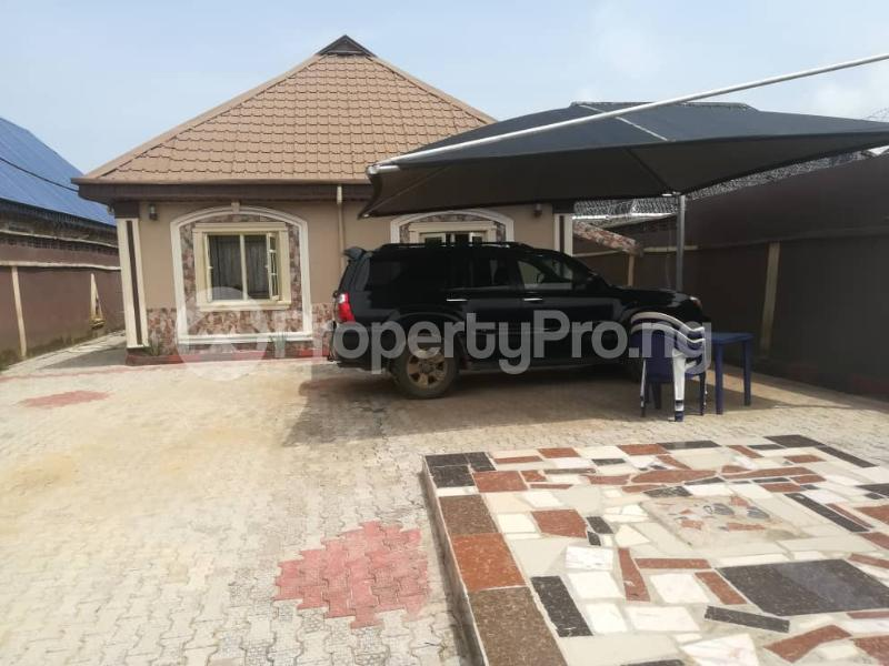 3 bedroom Terraced Bungalow House for sale Agbe road,abule egba. Abule Egba Abule Egba Lagos - 0
