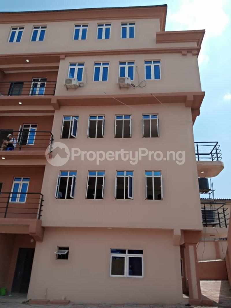 3 bedroom Shared Apartment Flat / Apartment for rent Ogunsiji Close, Allen Avenue, Ikeja Allen Avenue Ikeja Lagos - 1