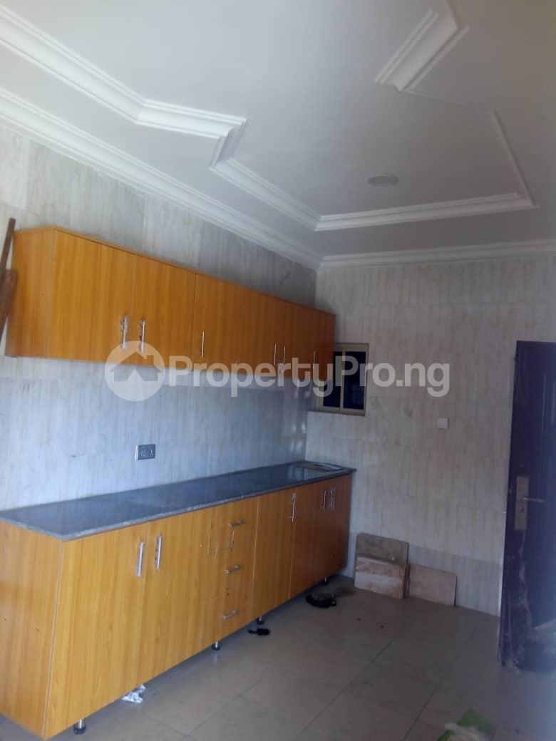 3 bedroom Flat / Apartment for rent Mapuwood estate new Oko Oba Agege Oko oba road Agege Lagos - 1