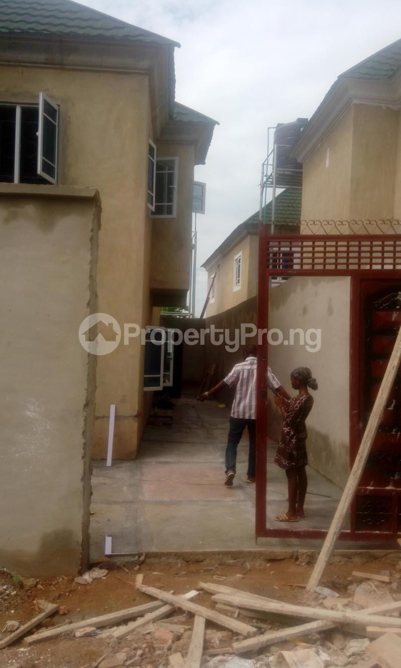 3 bedroom House for rent brown gate oluyole estate Oluyole Estate Ibadan Oyo - 1
