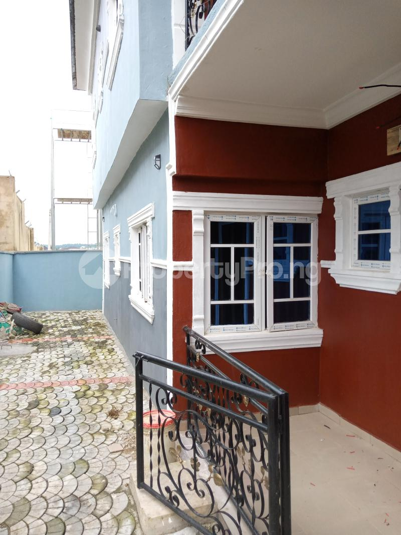 4 bedroom Blocks of Flats House for rent Akoto estate Akala Express Ibadan Oyo - 1