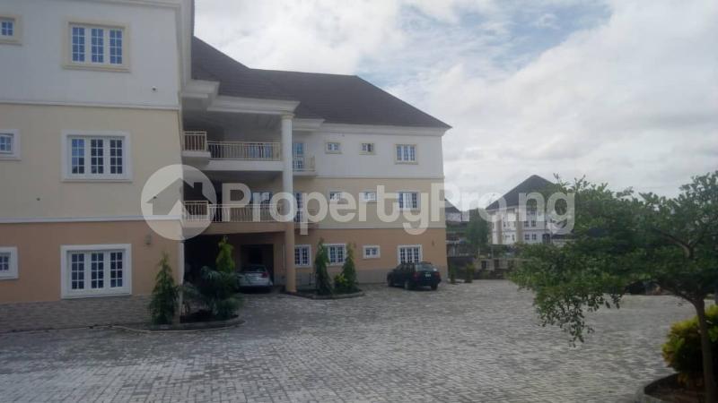 4 bedroom Boys Quarters Flat / Apartment for rent Guzape, Abuja  Guzape Abuja - 5
