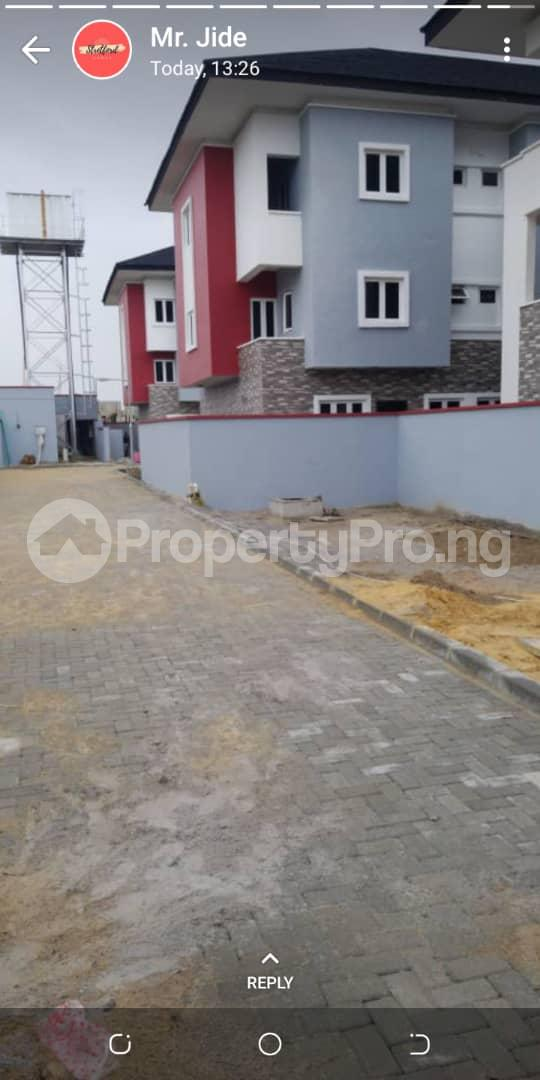 3 bedroom Blocks of Flats House for rent By Chisco  Ikate Lekki Lagos - 1