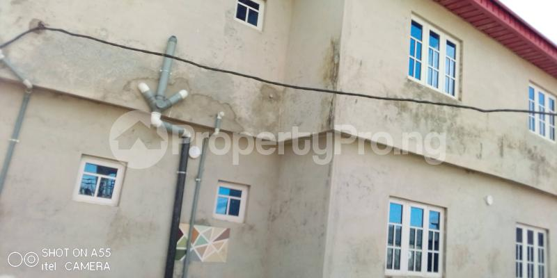 3 bedroom Blocks of Flats House for rent Ayobo close to the road Ayobo Ipaja Lagos - 7