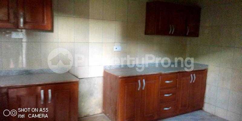 3 bedroom Blocks of Flats House for rent Ayobo close to the road Ayobo Ipaja Lagos - 11
