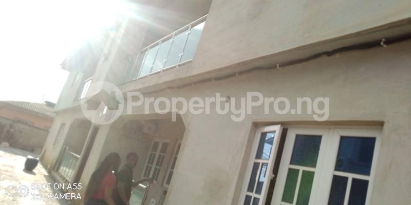 3 bedroom Blocks of Flats House for rent Ayobo close to the road Ayobo Ipaja Lagos - 5