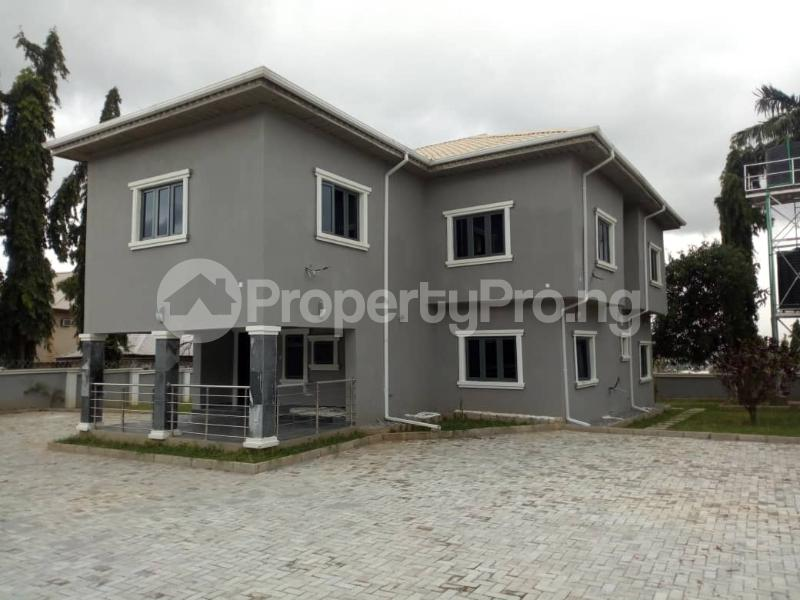 4 bedroom Detached Duplex House for rent Gwarinpa Abuja - 0