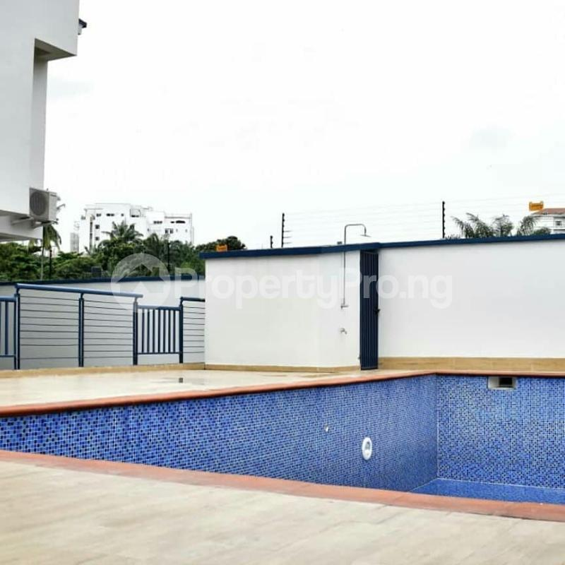 4 bedroom Semi Detached Duplex House for sale In a Mini-Estate by Bourdillon Road, Old Ikoyi, Lagos. Bourdillon Ikoyi Lagos - 1