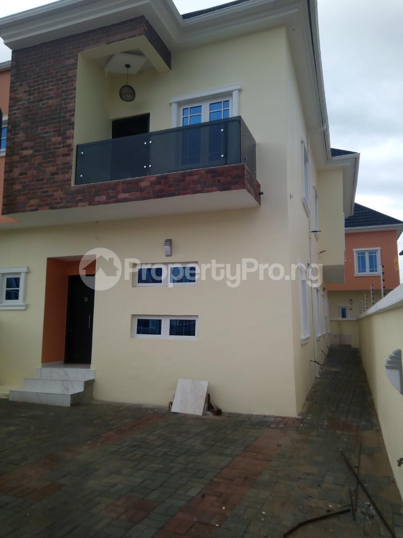 4 bedroom Semi Detached Duplex House for rent Ikate Elegunshi, Ikate Lekki Lagos - 12