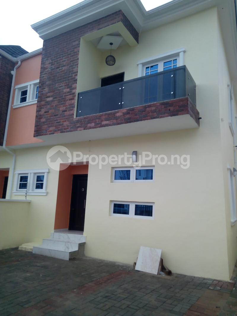 4 bedroom Semi Detached Duplex House for rent Ikate Elegunshi, Ikate Lekki Lagos - 13