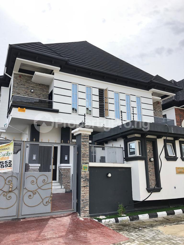 4 bedroom Detached Duplex House for sale ...... chevron Lekki Lagos - 0
