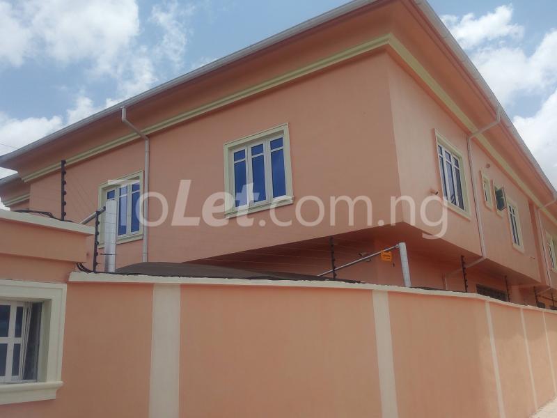 4 bedroom House for rent Prayer estate Apple junction Amuwo Odofin Lagos - 1
