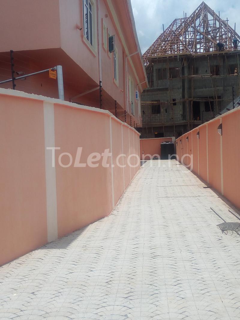 4 bedroom House for rent Prayer estate Apple junction Amuwo Odofin Lagos - 0