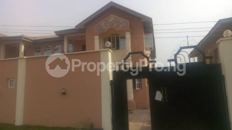 4 bedroom Semi Detached Duplex House for sale 6 Idi Aba Abeokuta Ogun - 1