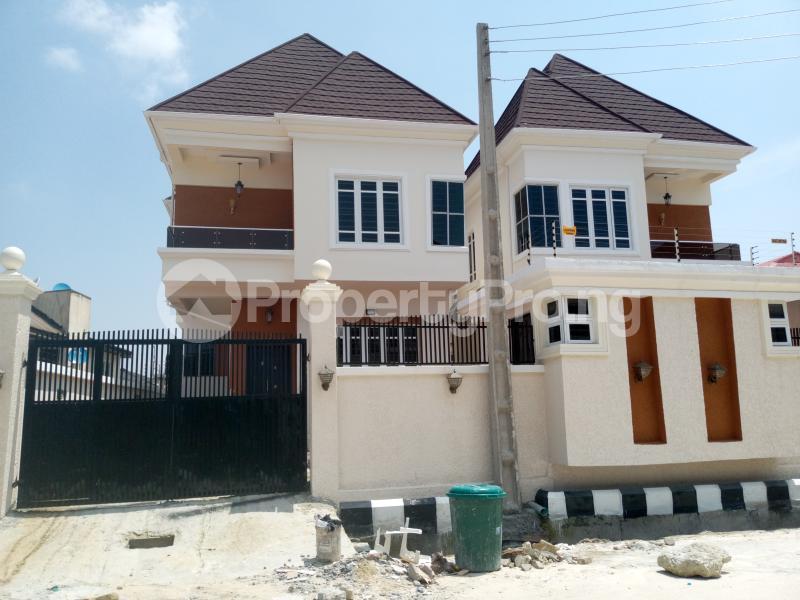 4 bedroom House for sale Thomas estate Thomas estate Ajah Lagos - 16