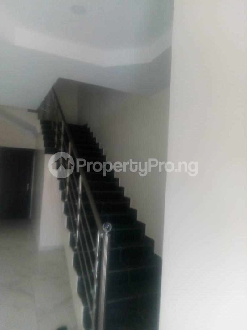 4 bedroom Semi Detached Duplex House for rent Ikate Elegunshi, Ikate Lekki Lagos - 1