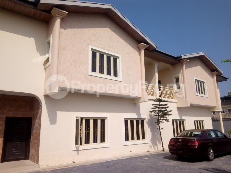 4 bedroom Terraced Duplex House for rent Lekki Phase 1 Lekki Lagos - 0