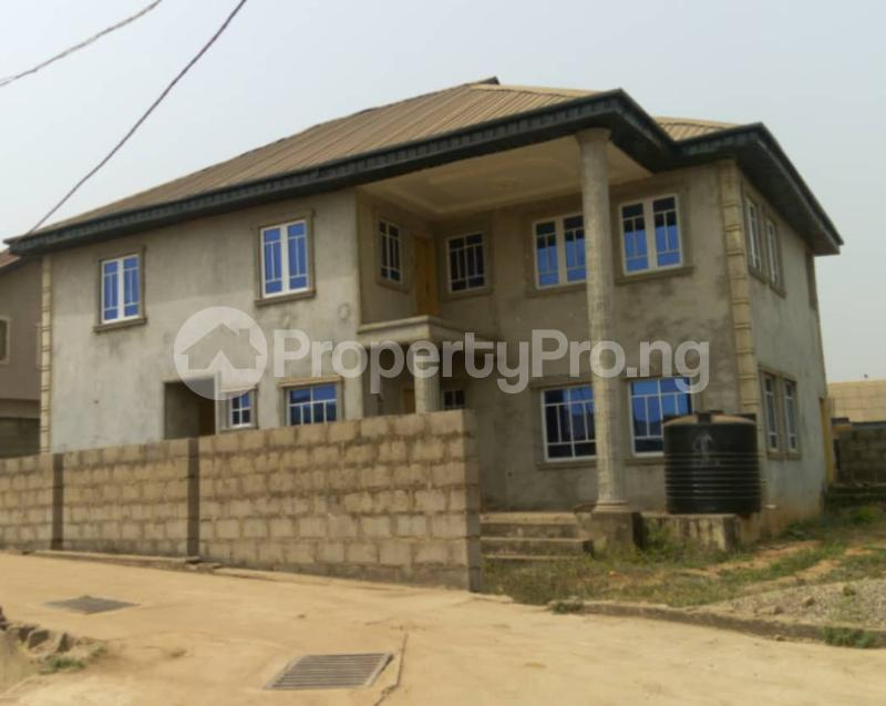 4 bedroom Detached Bungalow House for sale Olambe, Akute, Ifo Ifo Ogun - 0