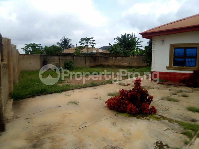 4 bedroom Mini flat Flat / Apartment for rent Mokuro road, behind idita market ile.ife  Ife Central Osun - 0