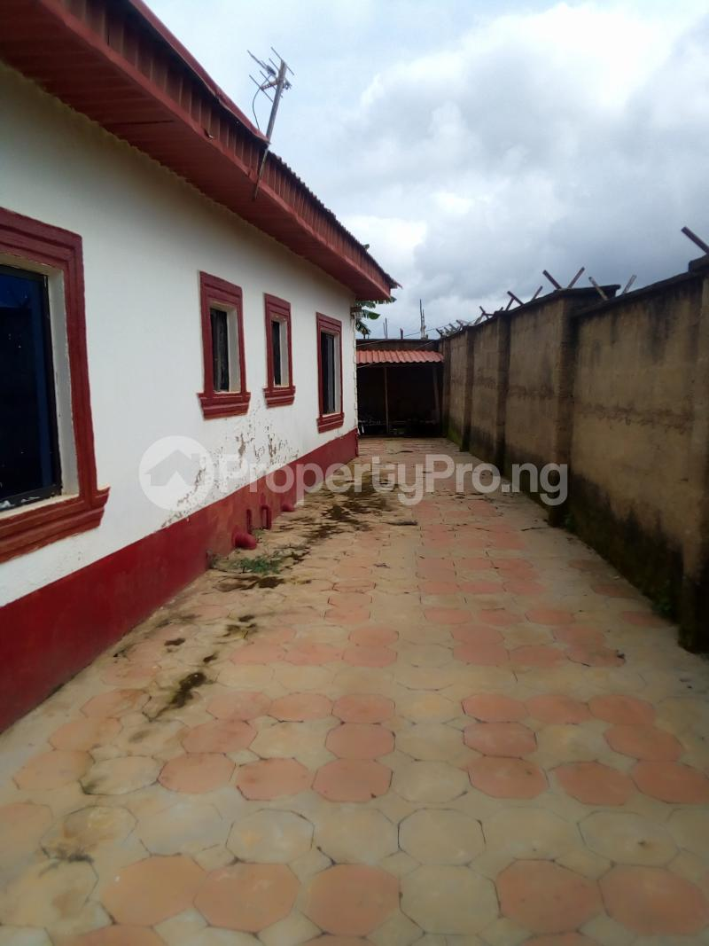 4 bedroom Mini flat Flat / Apartment for rent Mokuro road, behind idita market ile.ife  Ife Central Osun - 12