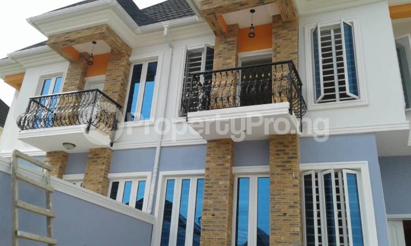 4 bedroom Semi Detached Duplex House for sale Omole phase 2 extension Omole phase 2 Ojodu Lagos - 0