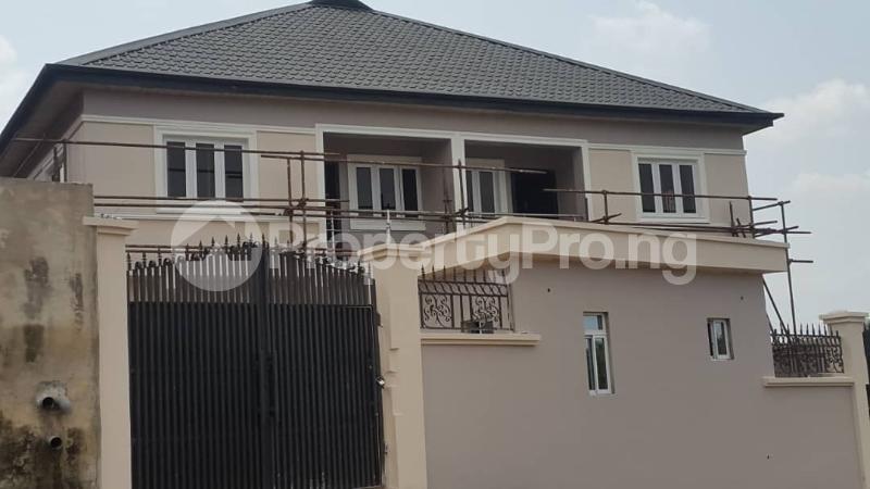 3 bedroom Semi Detached Duplex House for sale Bemil Estate Berger Ojodu Lagos - 0