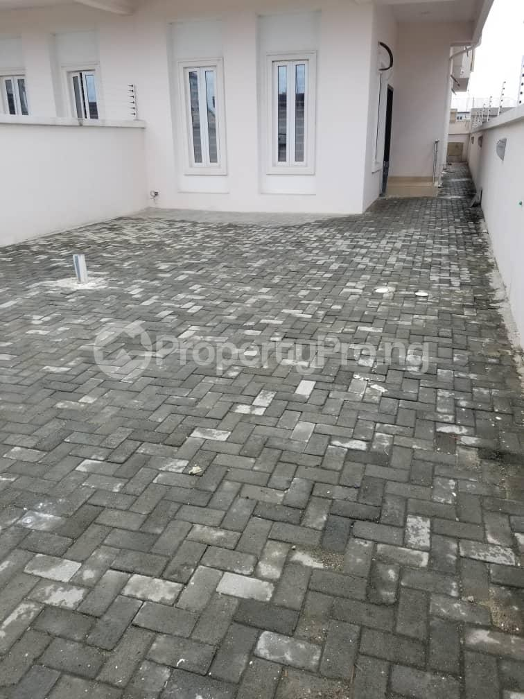 4 bedroom Semi Detached Duplex House for rent Orchid Hotel Road, Second Toll Gate Lekki Lagos - 21