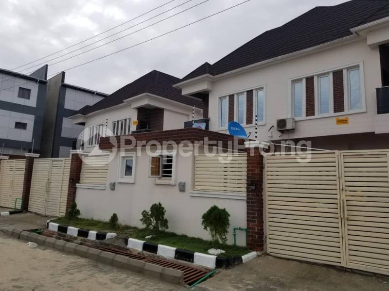 4 bedroom Semi Detached Duplex House for rent Orchid Hotel Road, Second Toll Gate Lekki Lagos - 22