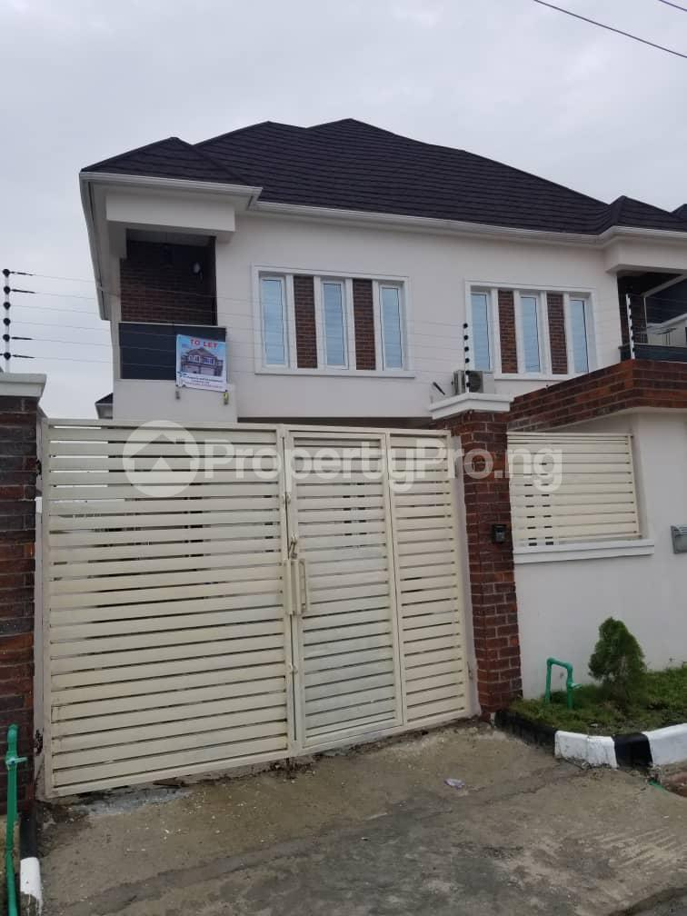 4 bedroom Semi Detached Duplex House for rent Orchid Hotel Road, Second Toll Gate Lekki Lagos - 28