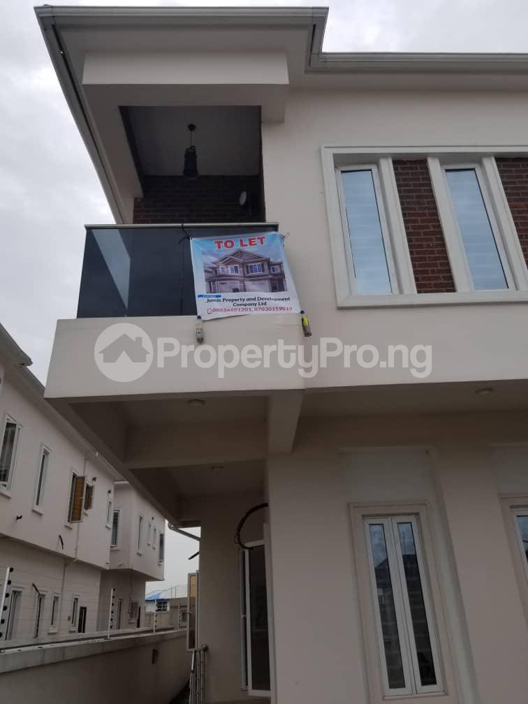 4 bedroom Semi Detached Duplex House for rent Orchid Hotel Road, Second Toll Gate Lekki Lagos - 29