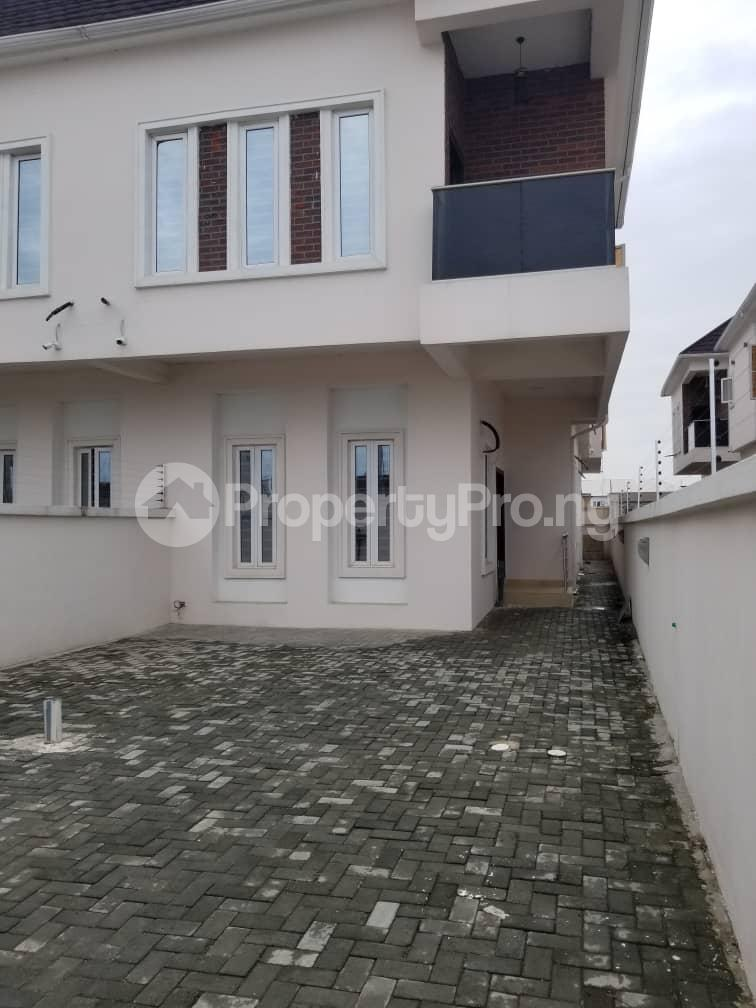 4 bedroom Semi Detached Duplex House for rent Orchid Hotel Road, Second Toll Gate Lekki Lagos - 14