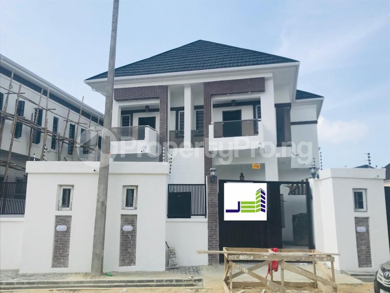 4 bedroom House for sale Ikota Ikota Lekki Lagos - 10