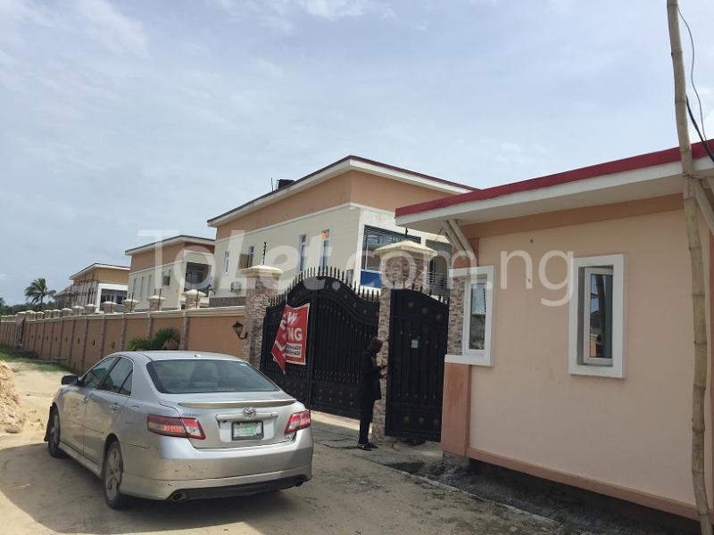 House for sale Ogombo, (4 to 5minutes to Abraham Adesanya Estate)Ajah, Lekki lagos  Abraham adesanya estate Ajah Lagos - 6