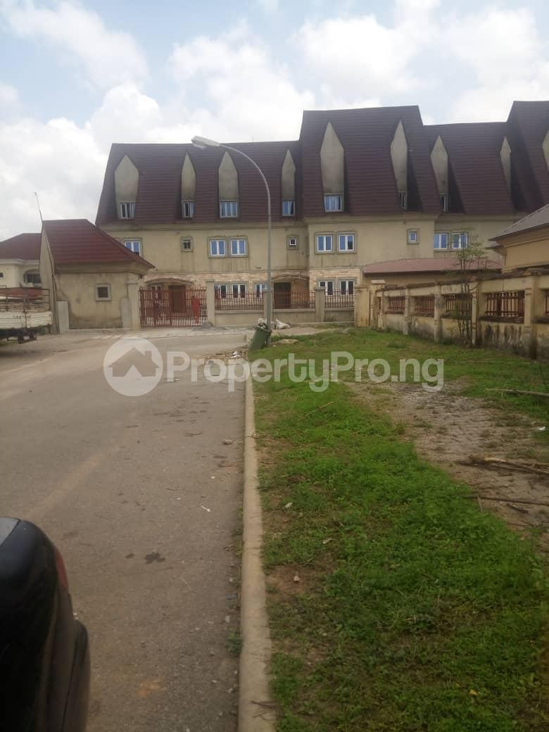 4 bedroom Terraced Duplex House for sale 16 malam shehu  Jabi Abuja - 16